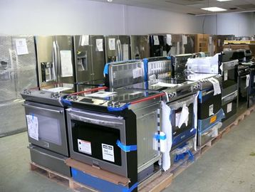 York Regional Police recovered more than $160,000 in stolen appliances from a business and two warehouses in Scarborough based on an investigation that began in Vaughan.